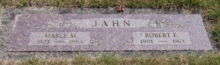 JAHN, ROBERT FRITZ - Yamhill County, Oregon | ROBERT FRITZ JAHN - Oregon Gravestone Photos