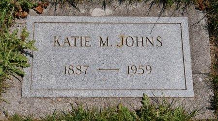 RIDGEWAY JOHNS, KATE MAYSEL - Yamhill County, Oregon | KATE MAYSEL RIDGEWAY JOHNS - Oregon Gravestone Photos