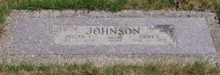 FAIRCLOUGH JOHNSON, EVELYN ELIZABETH - Yamhill County, Oregon   EVELYN ELIZABETH FAIRCLOUGH JOHNSON - Oregon Gravestone Photos