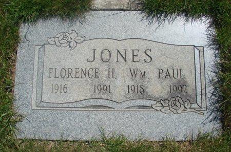 JONES, WILLIAM PAUL - Yamhill County, Oregon   WILLIAM PAUL JONES - Oregon Gravestone Photos