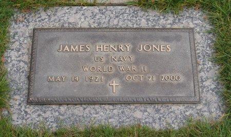 JONES, JAMES HENRY - Yamhill County, Oregon   JAMES HENRY JONES - Oregon Gravestone Photos