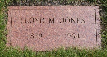 JONES, LLOYD MONROE - Yamhill County, Oregon   LLOYD MONROE JONES - Oregon Gravestone Photos