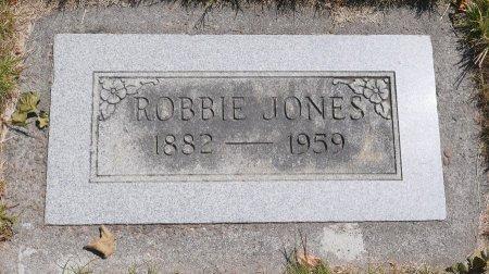 JONES, ROBBIE ANSON - Yamhill County, Oregon   ROBBIE ANSON JONES - Oregon Gravestone Photos