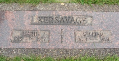 SCHLINKER KERSAVAGE, MARIE - Yamhill County, Oregon | MARIE SCHLINKER KERSAVAGE - Oregon Gravestone Photos