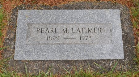 CRAWFORD LATIMER, PEARL MAY - Yamhill County, Oregon | PEARL MAY CRAWFORD LATIMER - Oregon Gravestone Photos