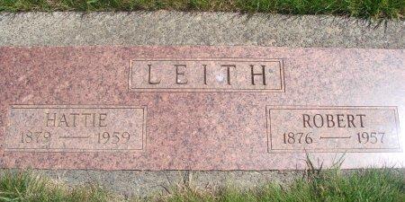 BECKER LEITH, HATTIE - Yamhill County, Oregon | HATTIE BECKER LEITH - Oregon Gravestone Photos