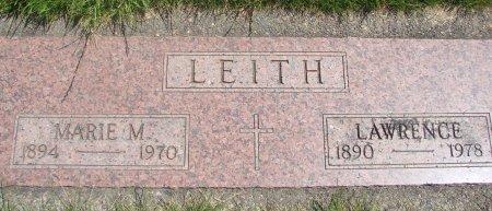 OMANN LEITH, MARIE MINNIE - Yamhill County, Oregon | MARIE MINNIE OMANN LEITH - Oregon Gravestone Photos