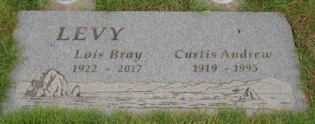 LEVY, CURTIS ANDREW - Yamhill County, Oregon   CURTIS ANDREW LEVY - Oregon Gravestone Photos