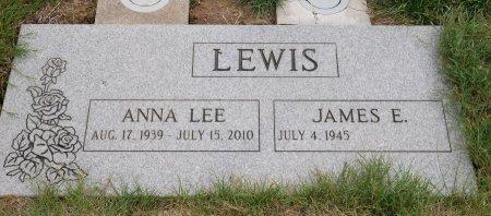LEWIS, ANNA LEE - Yamhill County, Oregon | ANNA LEE LEWIS - Oregon Gravestone Photos
