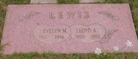 LEWIS, EVELYN MAE - Yamhill County, Oregon | EVELYN MAE LEWIS - Oregon Gravestone Photos