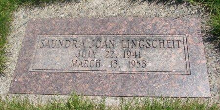 LINGSCHEIT, SAUNDRA JOAN - Yamhill County, Oregon   SAUNDRA JOAN LINGSCHEIT - Oregon Gravestone Photos