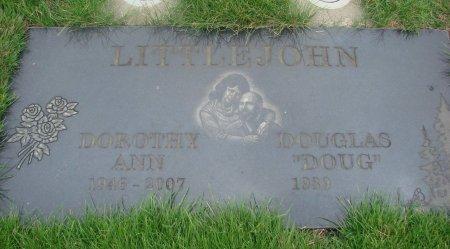 LITTLEJOHN, DOROTHY ANN - Yamhill County, Oregon   DOROTHY ANN LITTLEJOHN - Oregon Gravestone Photos