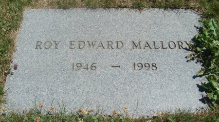 MALLORY, ROY EDWARD - Yamhill County, Oregon | ROY EDWARD MALLORY - Oregon Gravestone Photos