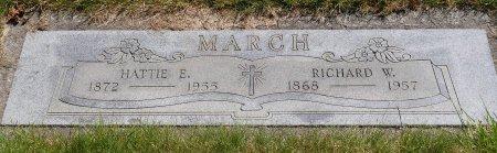 PROCTOR MARCH, HATTIE ELIZABETH - Yamhill County, Oregon   HATTIE ELIZABETH PROCTOR MARCH - Oregon Gravestone Photos