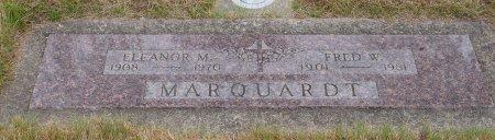 GUSE MARQUARDT, ELEANOR M - Yamhill County, Oregon   ELEANOR M GUSE MARQUARDT - Oregon Gravestone Photos