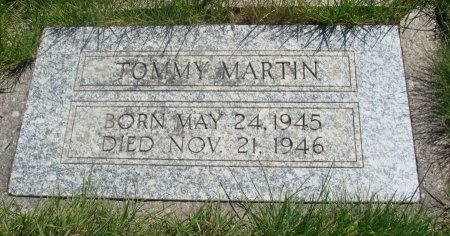 MARTIN, THOMAS LAWRENCE - Yamhill County, Oregon   THOMAS LAWRENCE MARTIN - Oregon Gravestone Photos