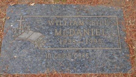 MCDANIEL, WILLIAM LEROY - Yamhill County, Oregon   WILLIAM LEROY MCDANIEL - Oregon Gravestone Photos