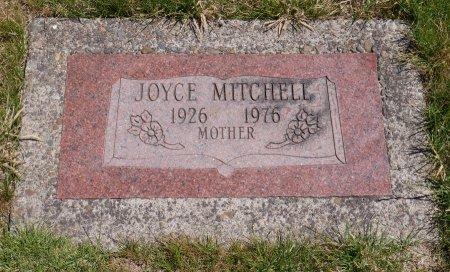 MITCHELL, JOYCE - Yamhill County, Oregon | JOYCE MITCHELL - Oregon Gravestone Photos