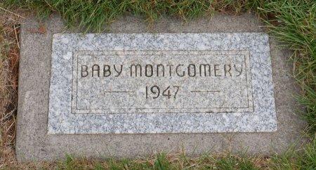 MONTGOMERY, BABY - Yamhill County, Oregon   BABY MONTGOMERY - Oregon Gravestone Photos