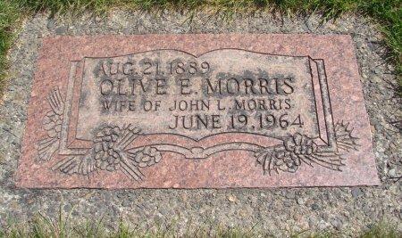DALE MORRIS, OLIVE EMMA - Yamhill County, Oregon | OLIVE EMMA DALE MORRIS - Oregon Gravestone Photos