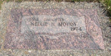 HANNA MOUDY, NELLIE - Yamhill County, Oregon   NELLIE HANNA MOUDY - Oregon Gravestone Photos