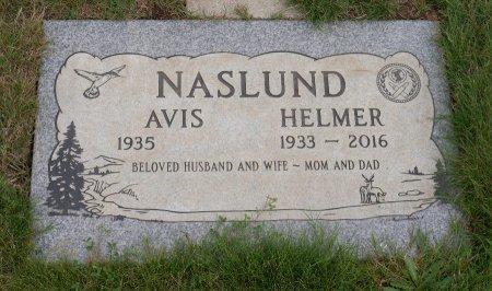 NASLUND, HELMER - Yamhill County, Oregon | HELMER NASLUND - Oregon Gravestone Photos