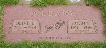 O'LEARY, HUGH EDWARD - Yamhill County, Oregon | HUGH EDWARD O'LEARY - Oregon Gravestone Photos