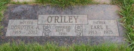 O'RILEY, DOROTHEA ADA - Yamhill County, Oregon | DOROTHEA ADA O'RILEY - Oregon Gravestone Photos