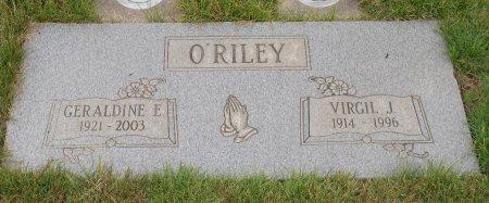 O'RILEY, VIRGIL JACOB - Yamhill County, Oregon   VIRGIL JACOB O'RILEY - Oregon Gravestone Photos