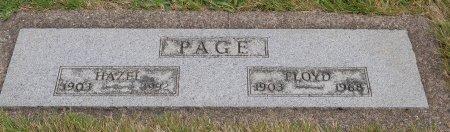 PAGE, LEON FLOYD - Yamhill County, Oregon | LEON FLOYD PAGE - Oregon Gravestone Photos