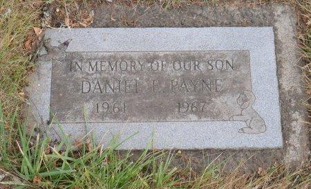 PAYNE, DANIEL E - Yamhill County, Oregon | DANIEL E PAYNE - Oregon Gravestone Photos