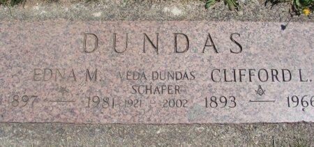DUNDAS, CLIFFORD LESTER JOHN - Yamhill County, Oregon   CLIFFORD LESTER JOHN DUNDAS - Oregon Gravestone Photos
