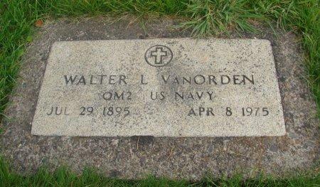 VAN ORDEN, WALTER LEROY - Yamhill County, Oregon | WALTER LEROY VAN ORDEN - Oregon Gravestone Photos