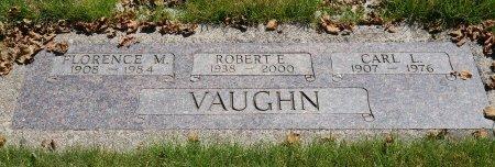 VAUGHN, CARL L - Yamhill County, Oregon | CARL L VAUGHN - Oregon Gravestone Photos