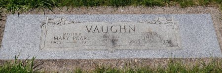 VAUGHN, JOHN WESLEY - Yamhill County, Oregon | JOHN WESLEY VAUGHN - Oregon Gravestone Photos