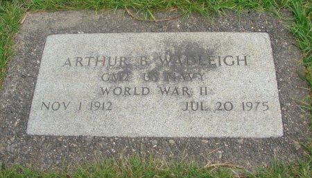 WADLEIGH, ARTHUR BUSH - Yamhill County, Oregon | ARTHUR BUSH WADLEIGH - Oregon Gravestone Photos