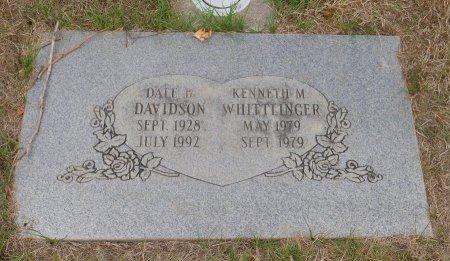WHITTLINGER, KENNETH M - Yamhill County, Oregon | KENNETH M WHITTLINGER - Oregon Gravestone Photos