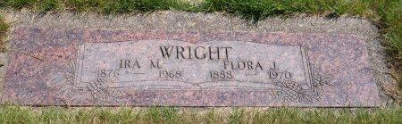WRIGHT, IRA MONROE - Yamhill County, Oregon   IRA MONROE WRIGHT - Oregon Gravestone Photos
