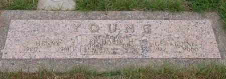 YOUNG, RICHARD H - Yamhill County, Oregon | RICHARD H YOUNG - Oregon Gravestone Photos