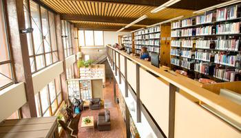 Prescott College Library
