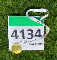 Virtual race medals & virtual race bibs