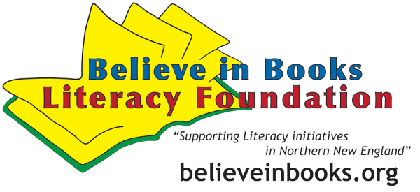 Believe in Books Literacy Foundation logo