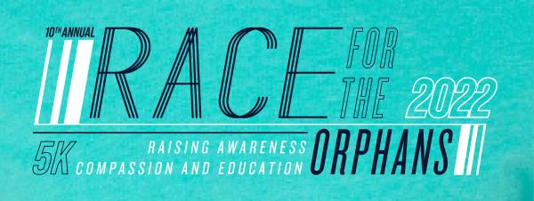 RACE for the Orphans, Inc. logo