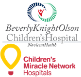 Beverly Knight Olson Children's Hospital, Navicent Health logo