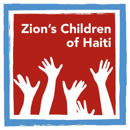 Zion's Children of Haiti logo