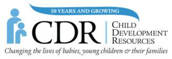 CDR-Child Development Resources Williamsburg, VA logo