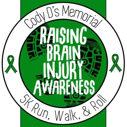 Team Cody D Fundraiser logo