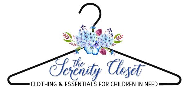 The Serenity Closet logo