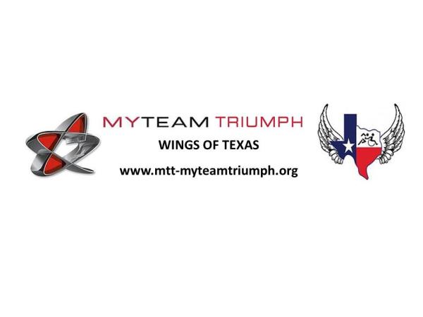 Wings of Texas logo