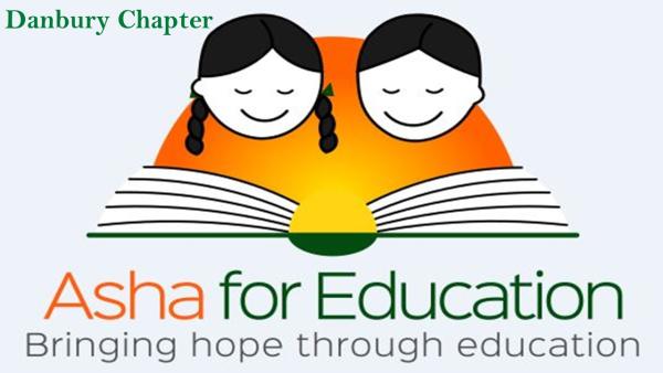 Asha for Education-Danbury logo